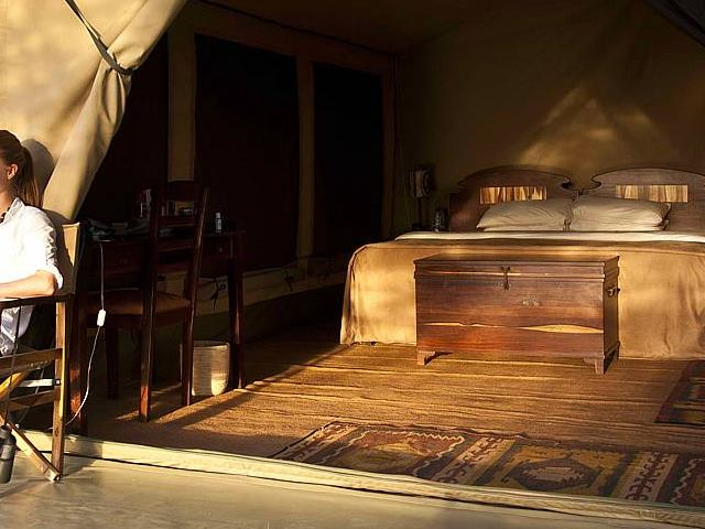 3Days 2Nights Tented lodge